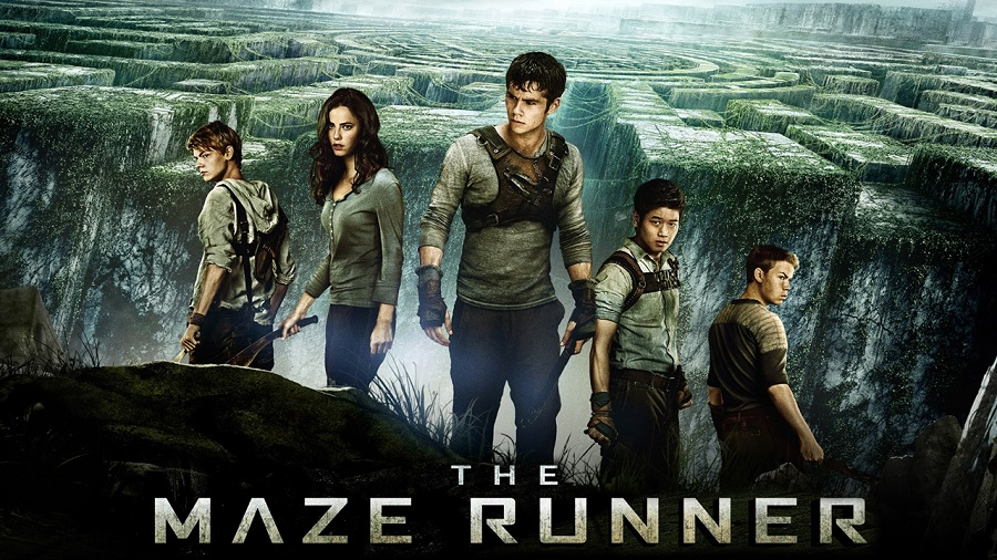 The maze runner 1 หนังเก่าที่ควรค่าแก่การดู - Fancy Kid