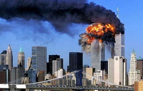 เหตุการณ์ถล่มตึกเวิลด์เทรด ปี 2001