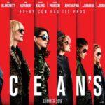 รีวิว Ocean's 8 หนังเกี่ยวกับผู้หญิงที่รวมหัวกันเพื่อทำการปล้น