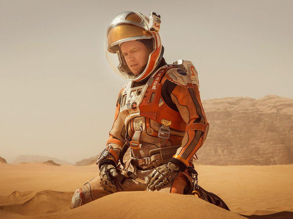 รีวิว The Martian